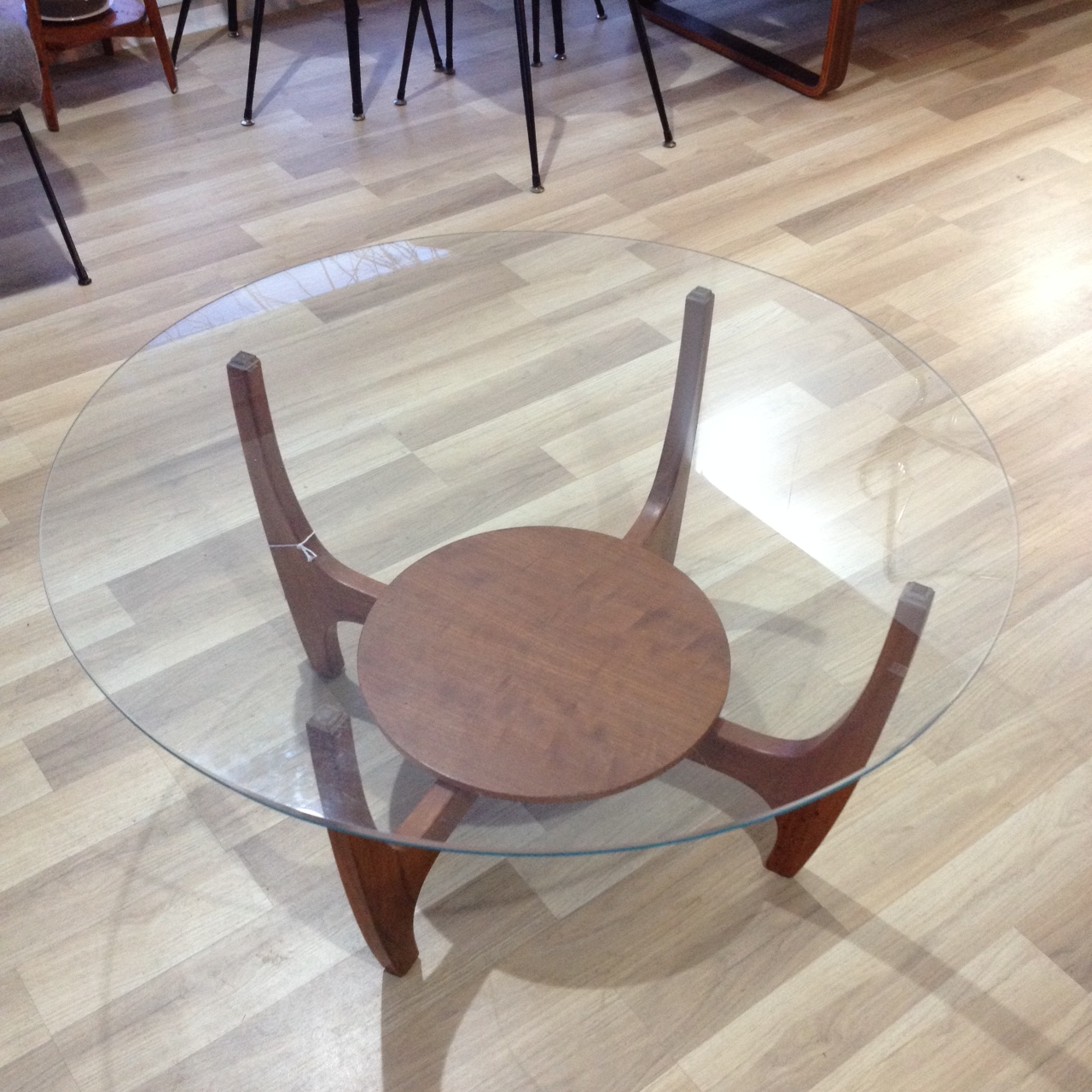 TEAK COFFEE TABLE - SOLD - KNOW YOUR PRODUCT