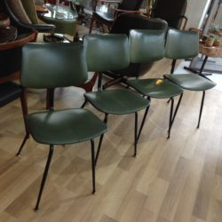 atomic dining chairs
