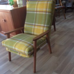 50s tv chair
